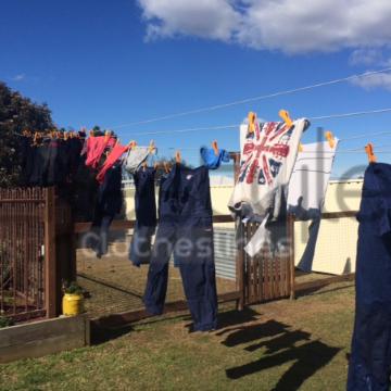 Clotheslines Jindalee 4074 QLD