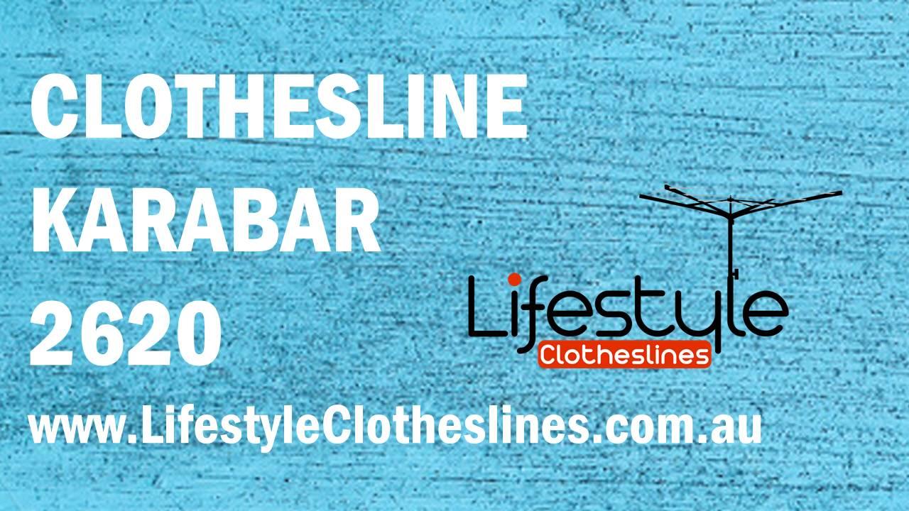 Clotheslines Karabar 2620 NSW