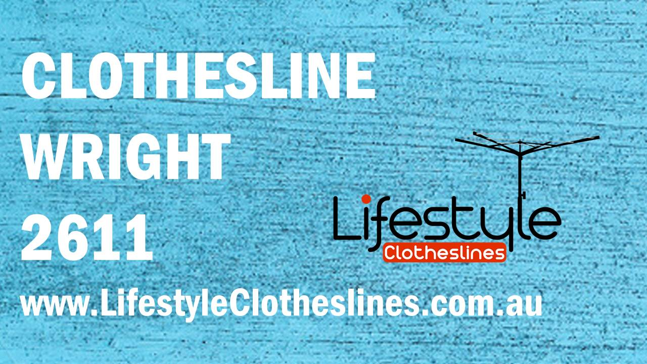 Clotheslines Wright 2611 ACT