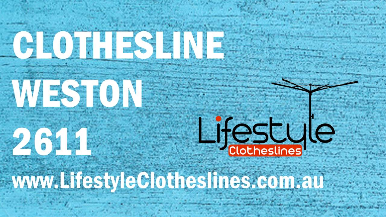 Clotheslines Weston 2611 ACT