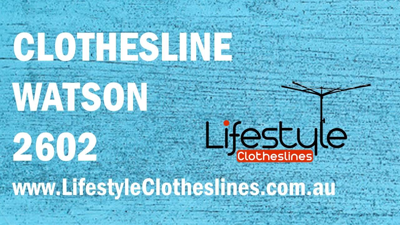 Clotheslines Watson 2602 ACT