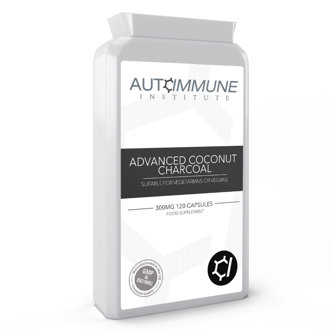 Advanced Coconut Charcoal