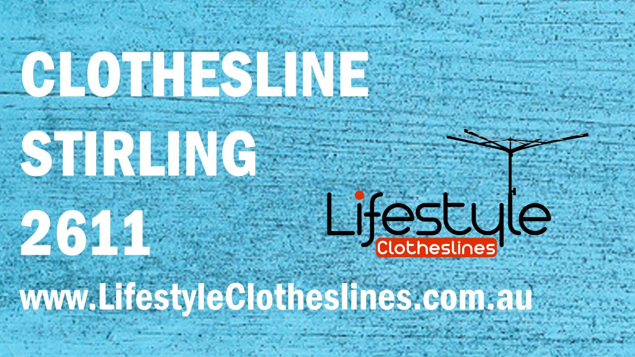 Clotheslines Stirling 2611 ACT