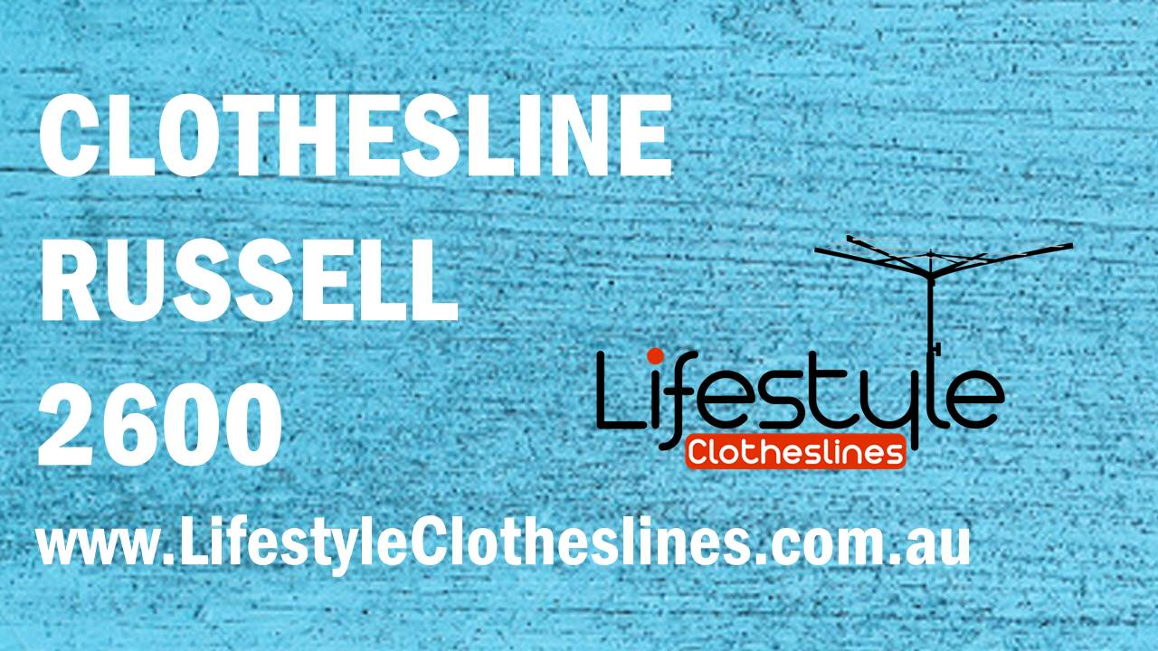 Clotheslines Russell 2600 ACT