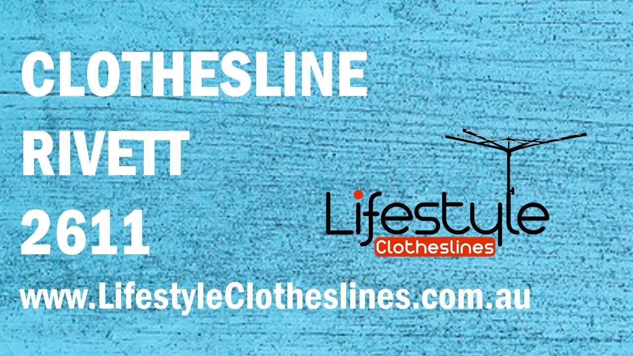 Clotheslines Rivett 2611 ACT