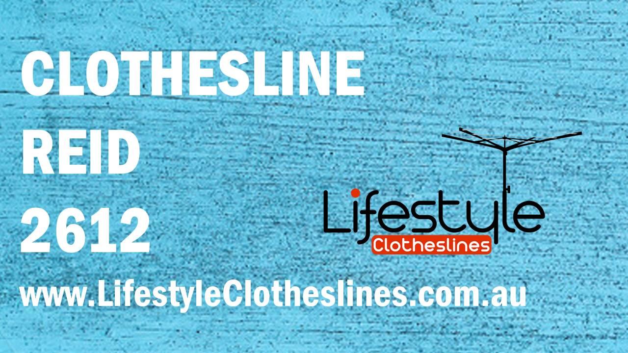 Clotheslines Reid 2612 ACT