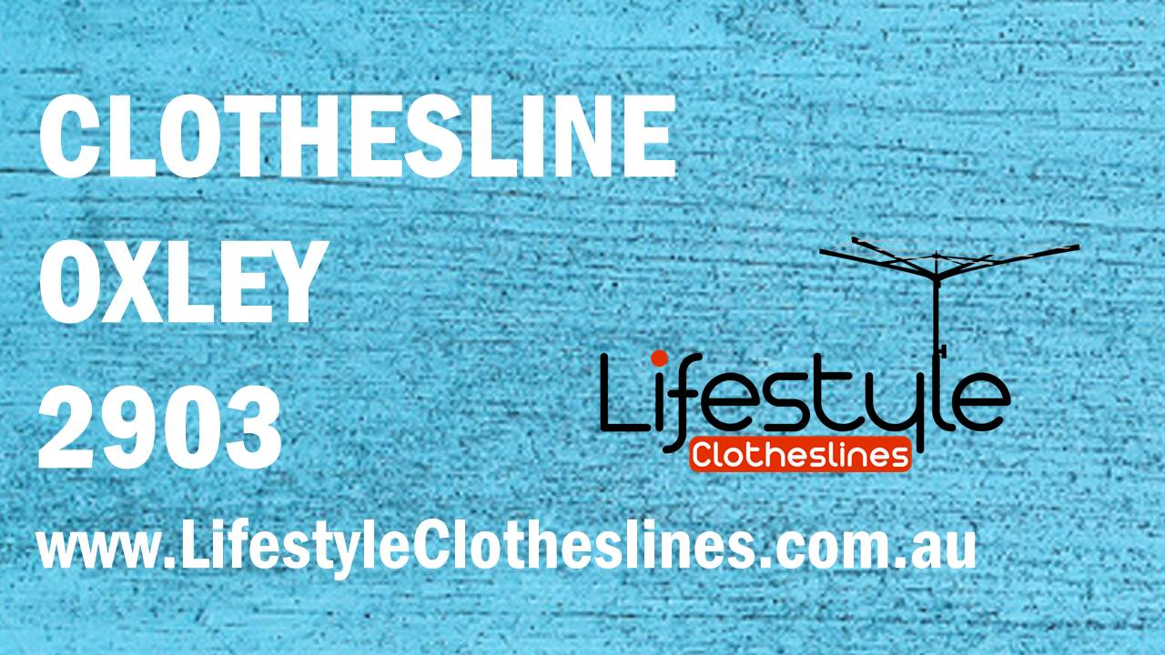Clotheslines Oxley 2903 ACT