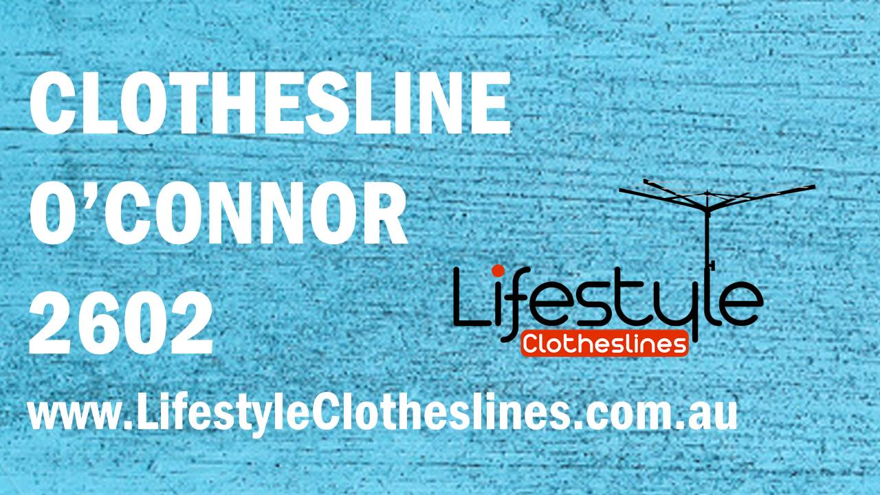 Clotheslines O'Connor 2602 ACT