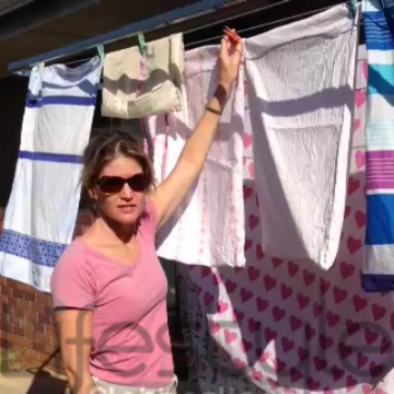 Clothesline Nicholls 2913 ACT