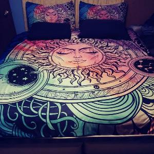Lotus Sun & Moon
