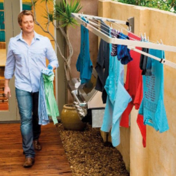 Clothesline Macgregor 2615 ACT
