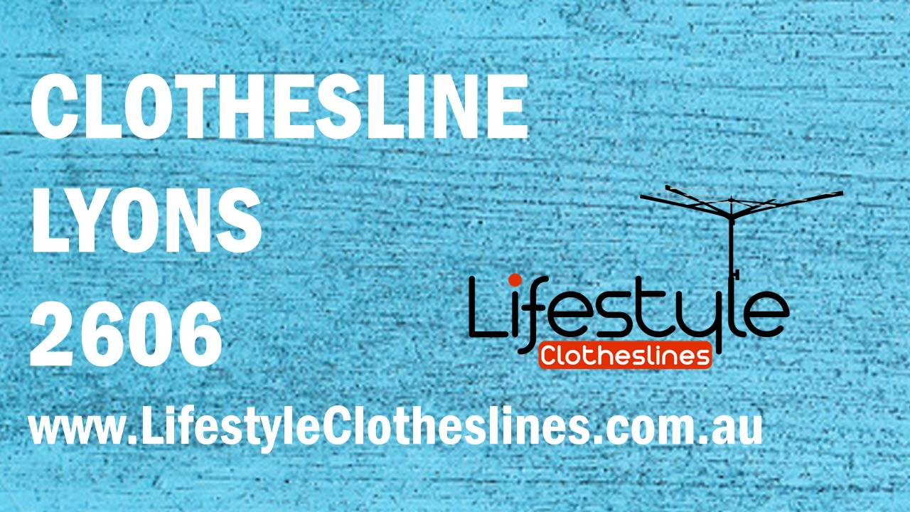 Clotheslines Lyons 2606 ACT