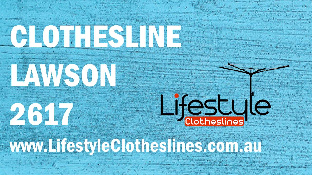 Clotheslines Lawson 2617 ACT