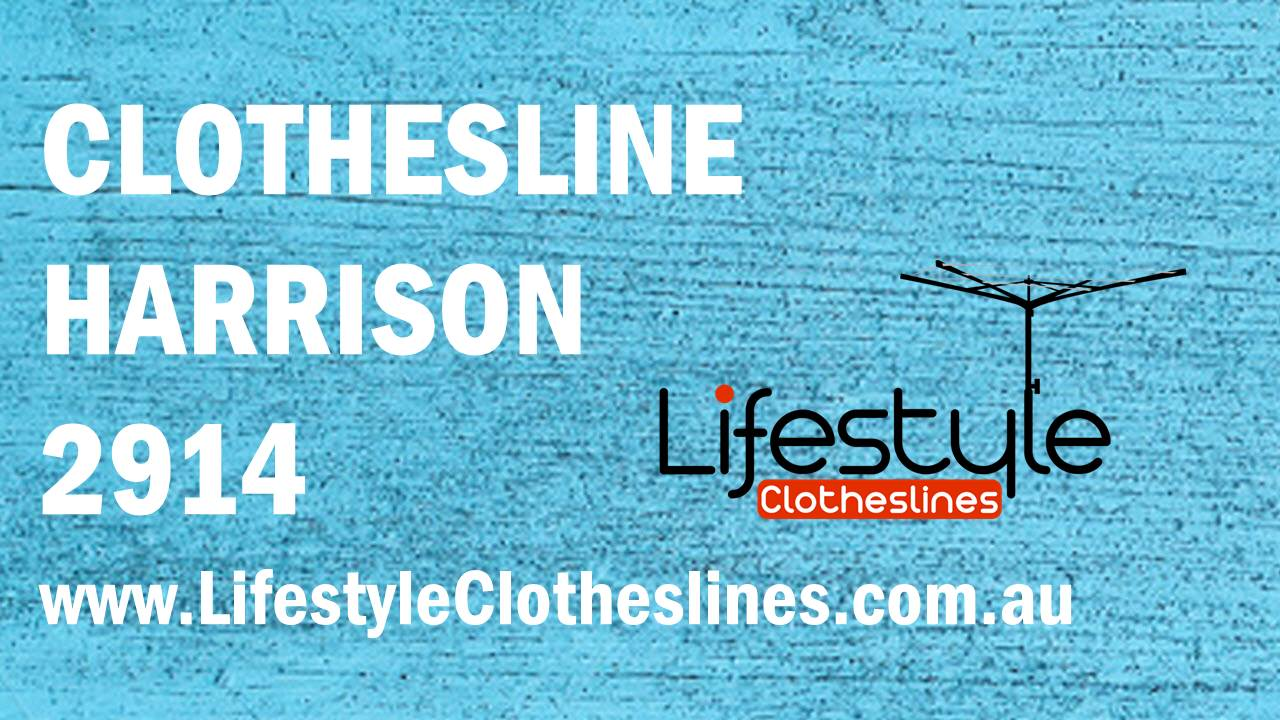 Clothesline Harrison 2914 ACT