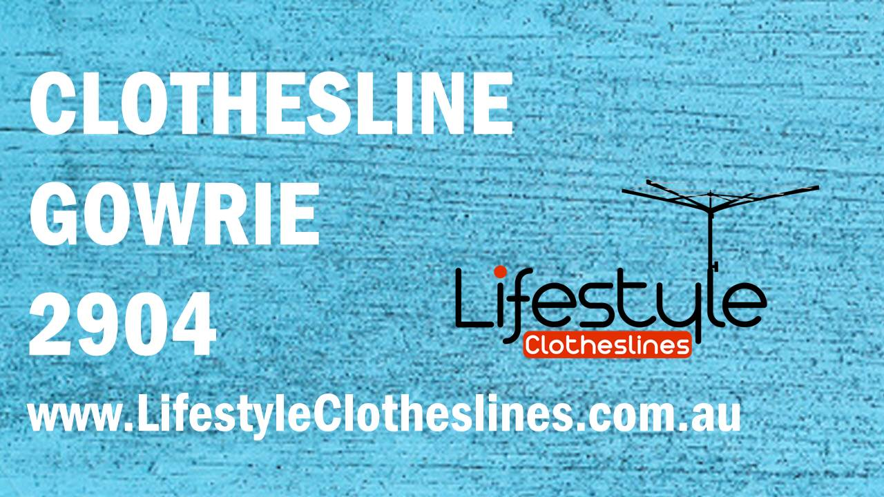Clotheslines Gowrie 2904 ACT