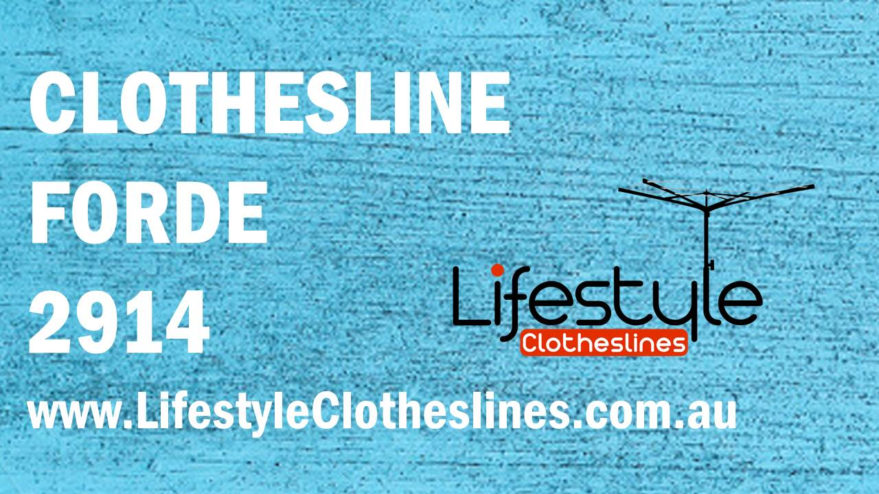 Clotheslines Forde 2914 ACT