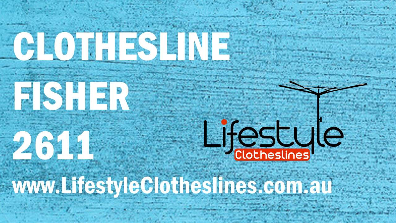 Clotheslines Fisher 2611 ACT