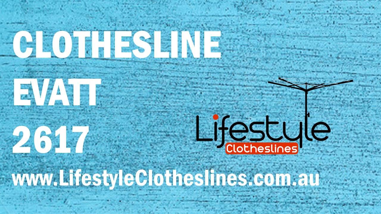Clotheslines Evatt 2617 ACT