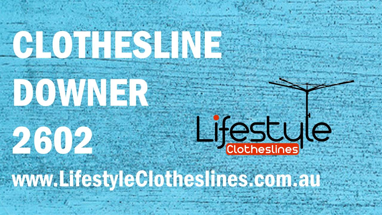 Clotheslines Downer 2602 ACT