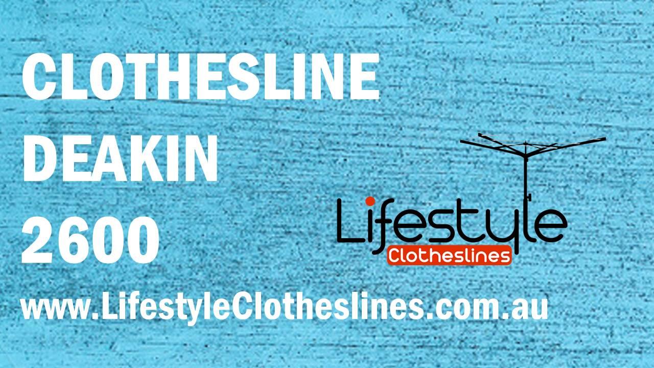 Clotheslines Deakin 2600 ACT