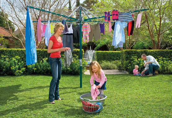 Clotheslines Coombs 2611 ACT