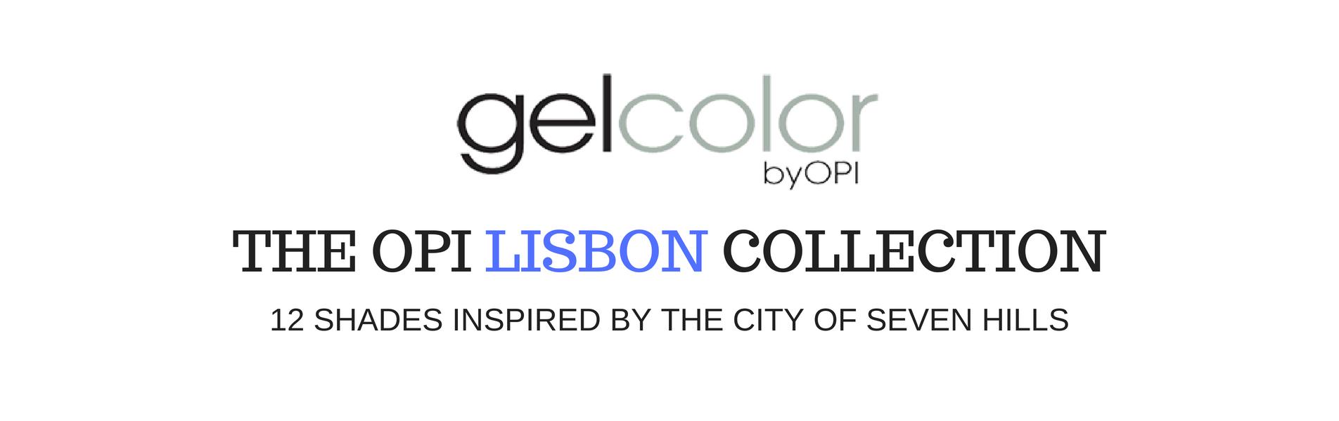 lisbon collection opi