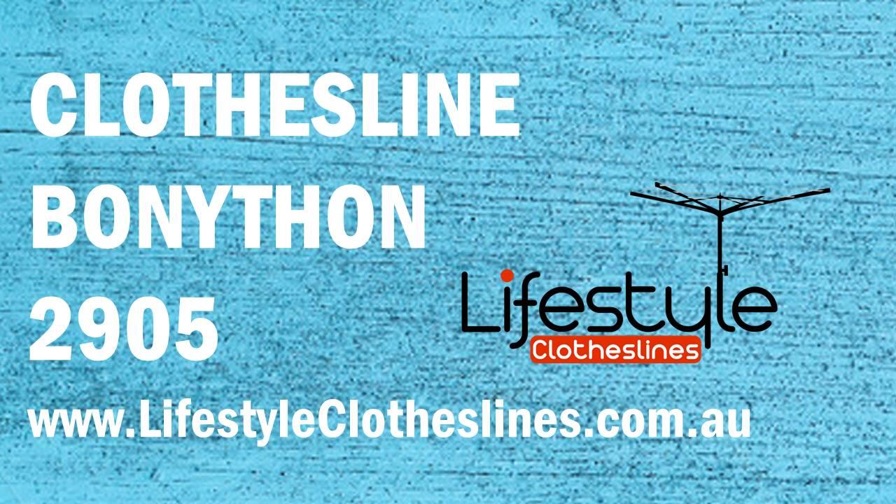 Clotheslines Bonython 2905 ACT