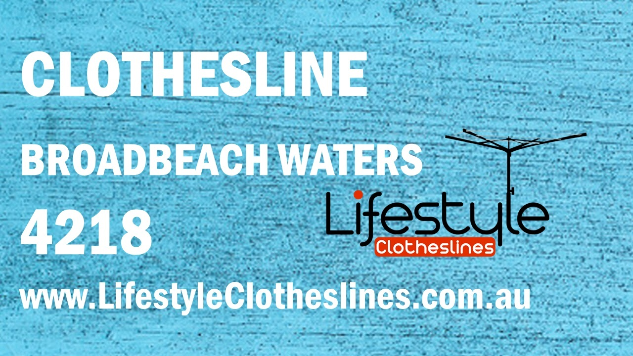 Clotheslines Broadbeach Waters 4218 QLD