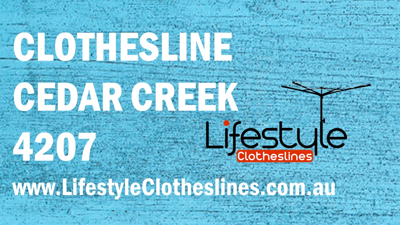 Clotheslines Cedar Creek 4207 QLD