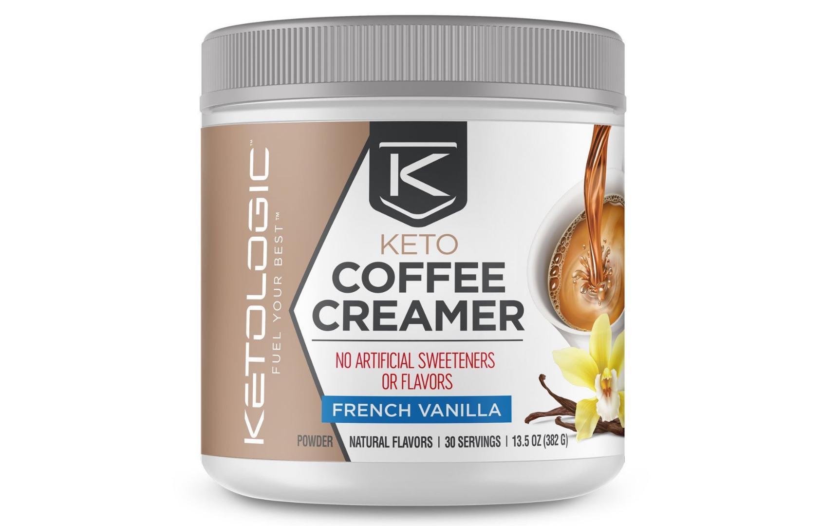 Keto Coffe Creamer