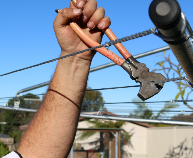 Clothesline Installation Services
