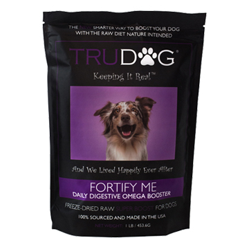 Memorial Day Fortify Me Freeze Dried Raw Food Topper for Dogs- 1 LB.