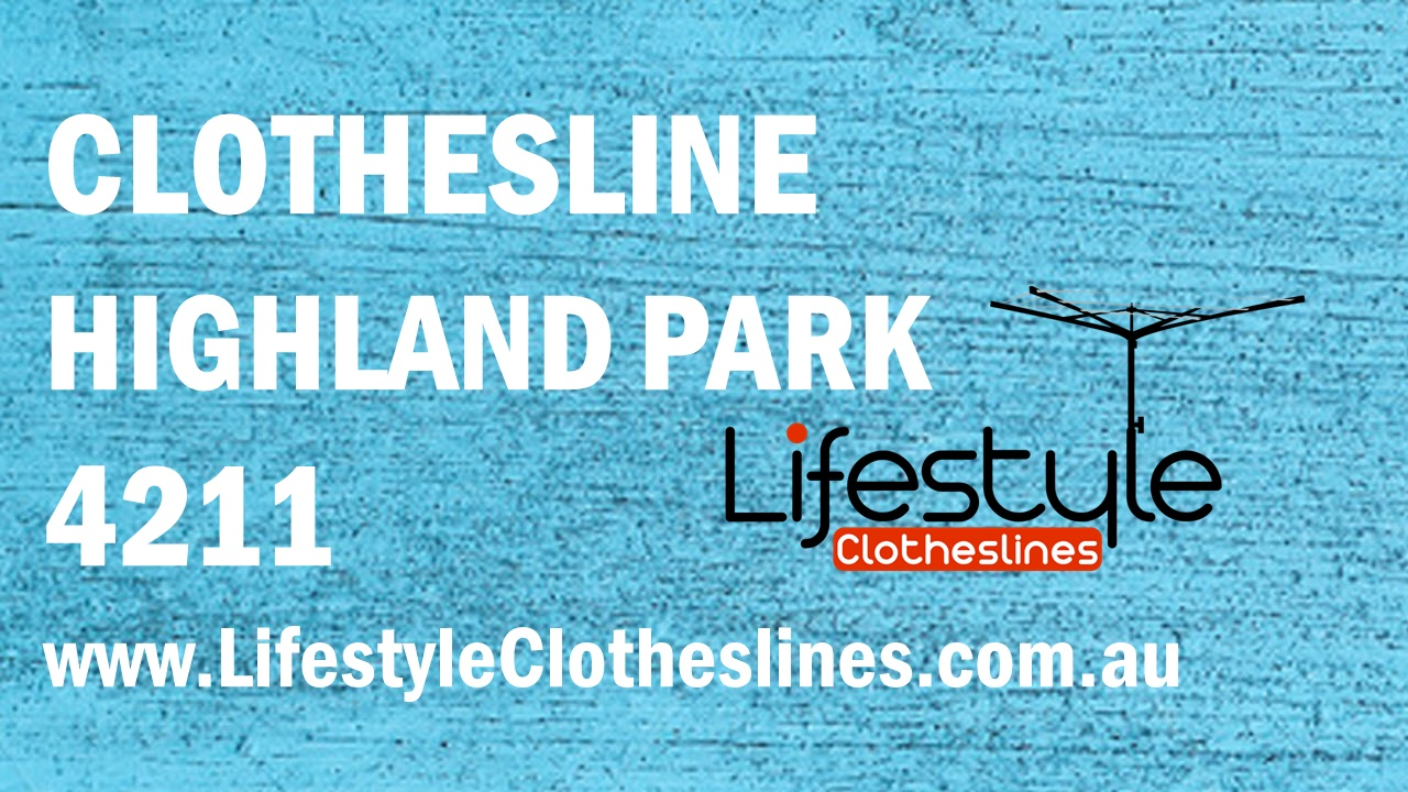 Clotheslines Highland Park 4211 QLD