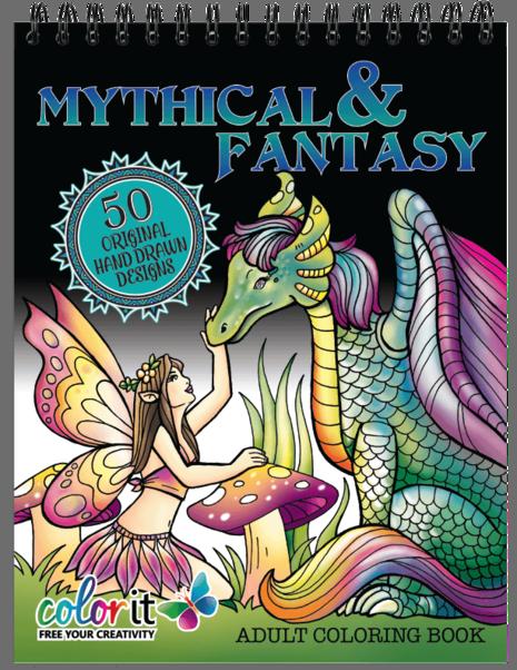 Mythical and Fantasy Illustrated By Terbit Basuki