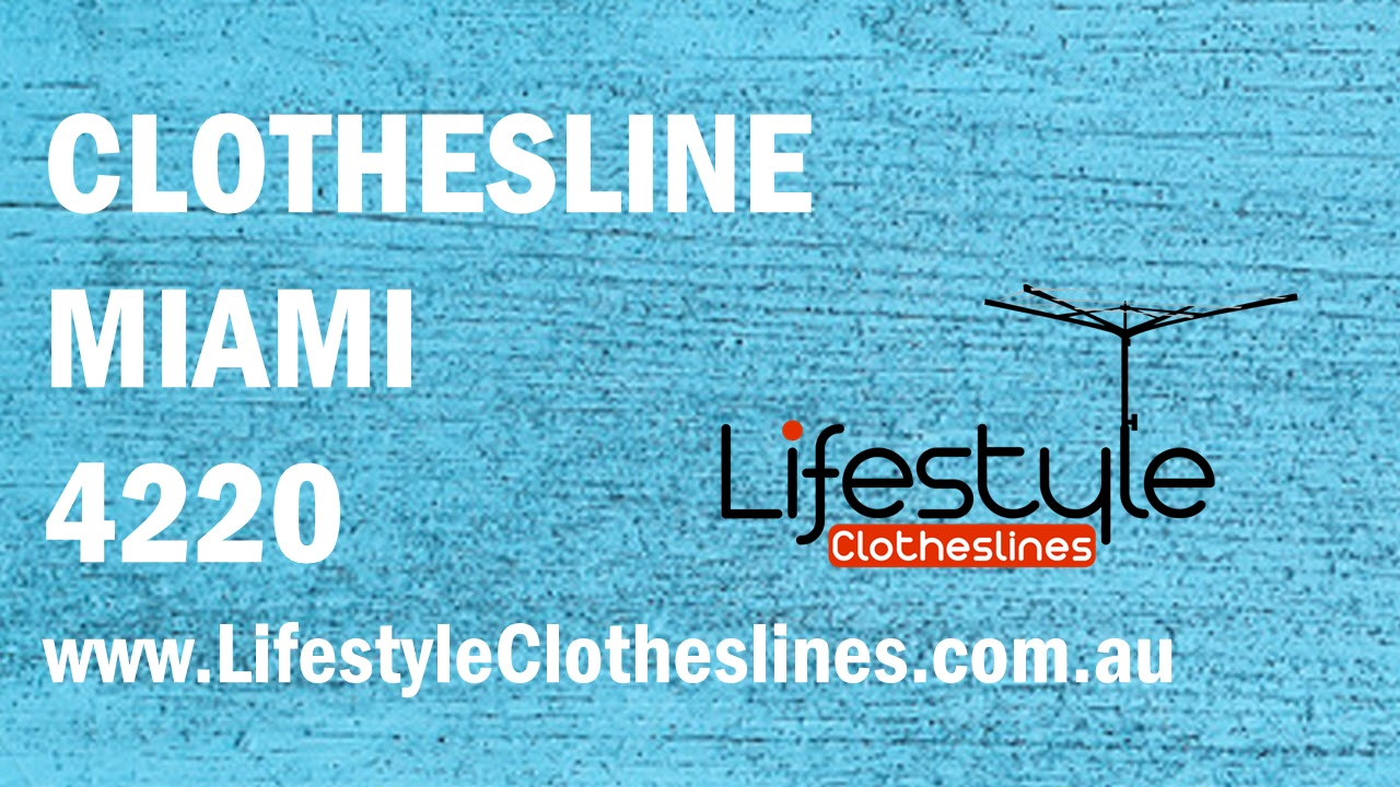 Clotheslines Miami 4220 QLD