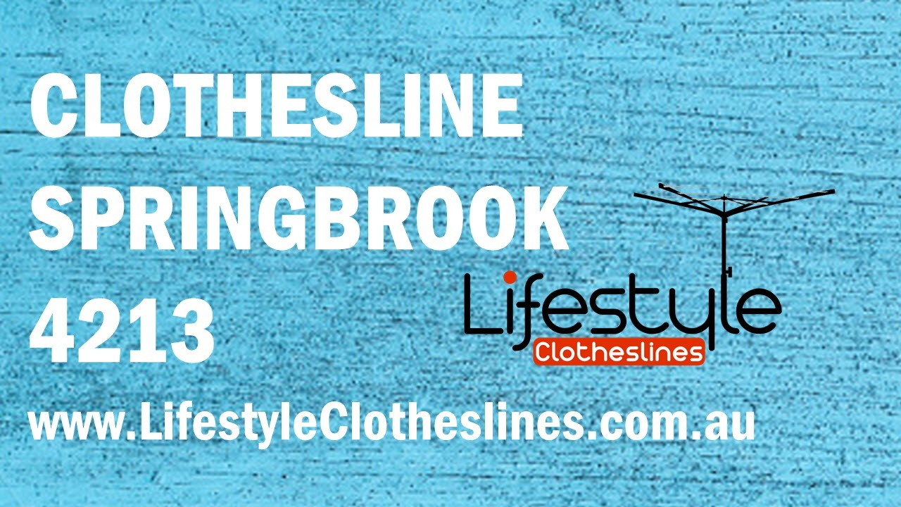 Clotheslines Springbrook 4213 QLD