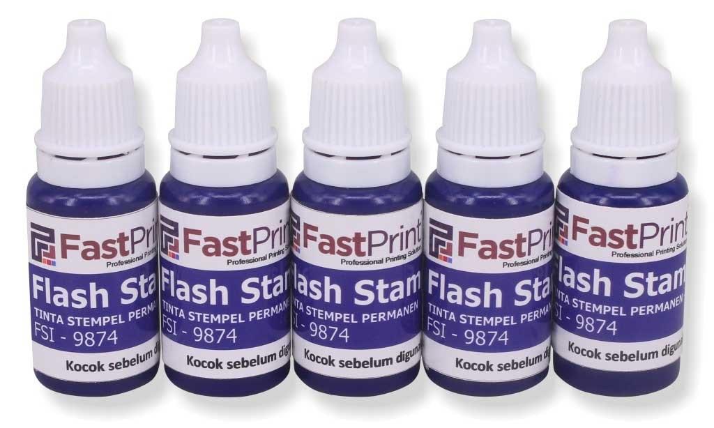 Tinta Stempel Flash 10 ML