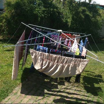 Clotheslines Turner 2612 ACT