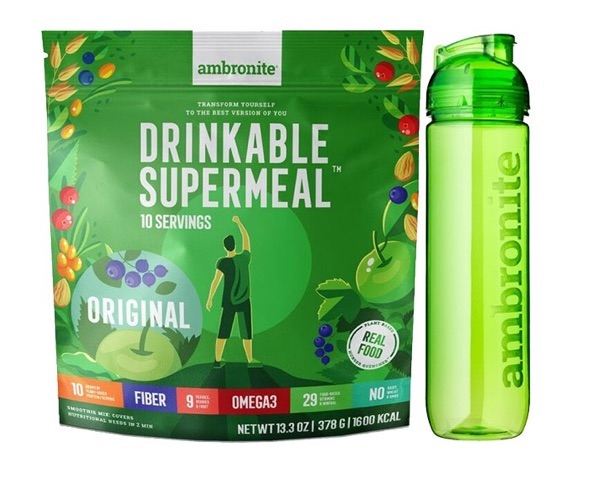 Ambronite Supermeal Small Trial Pack