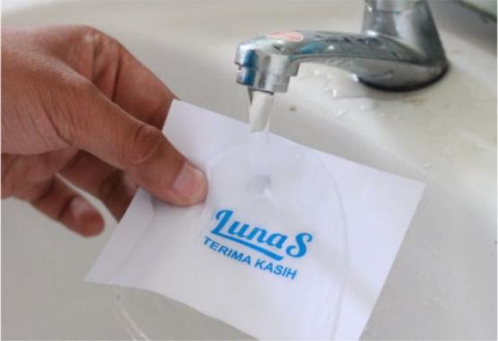 Tinta Stempel Anti Luntur (Waterproof)