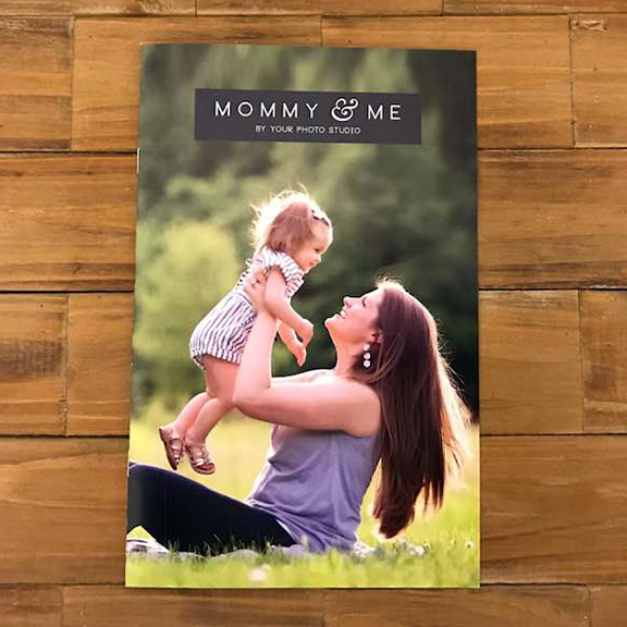 Photography Marketing Template for Mommy and Me Mini Sessions