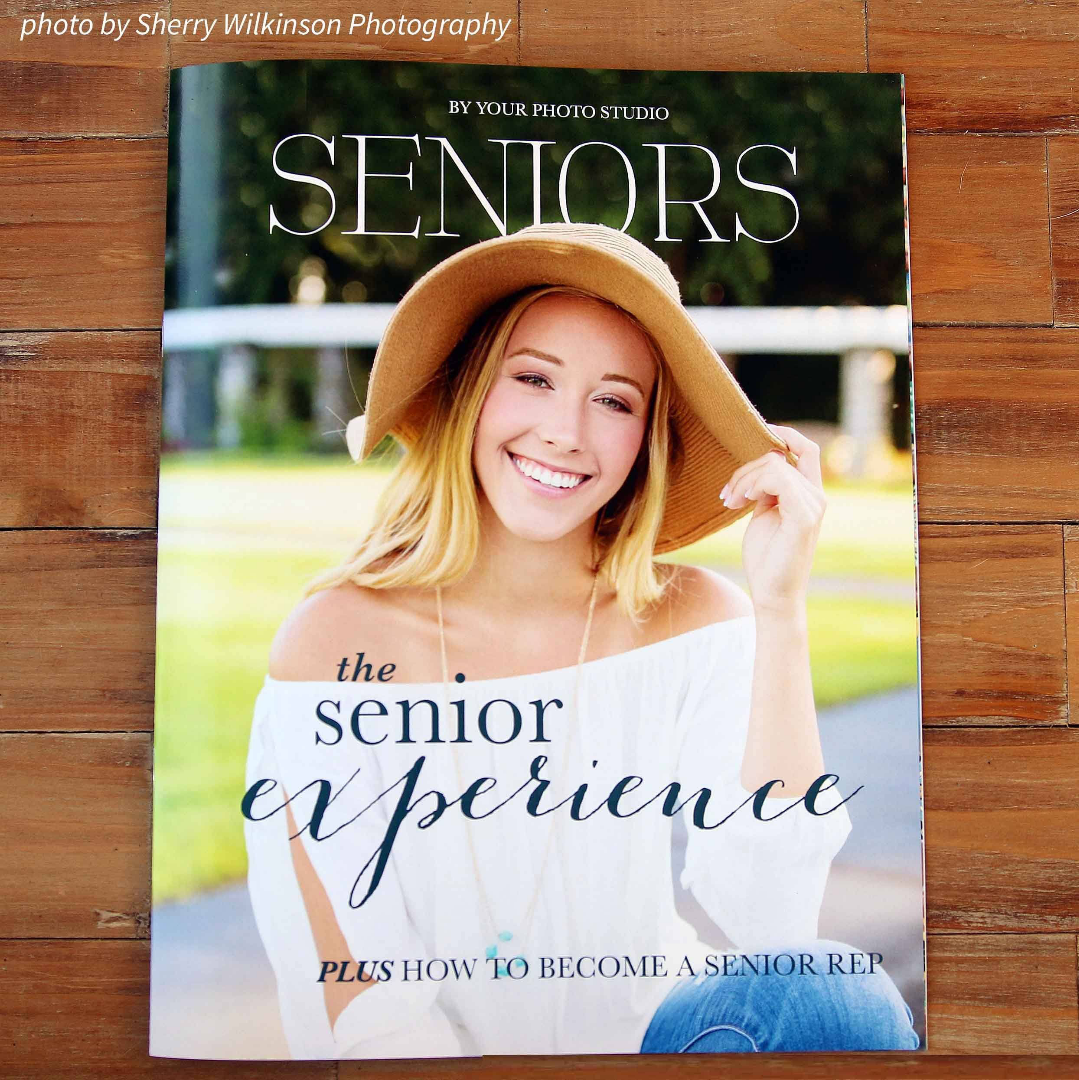 Senior Photography Marketing Template