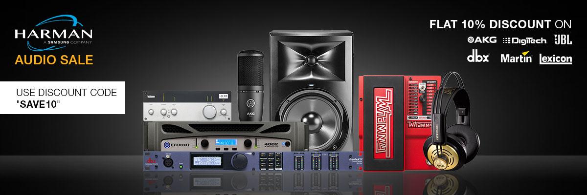 Harman Audio Sale — BAJAAO COM