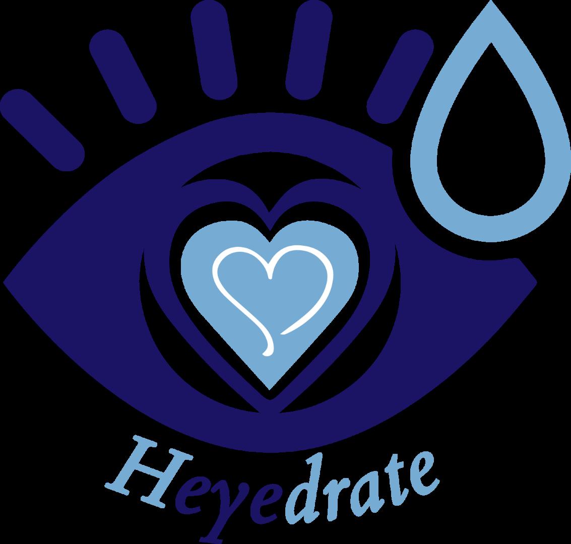 Heyedrate Logo