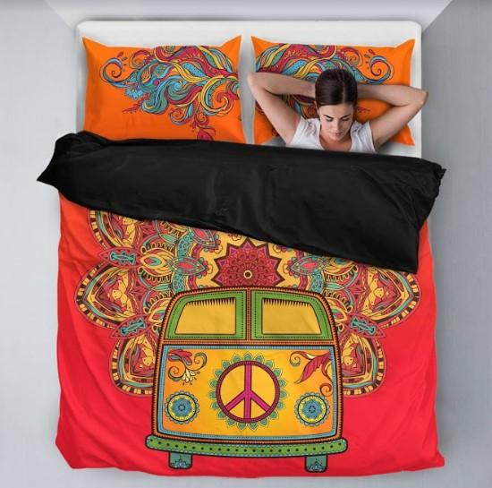 Hippie Van Bedding