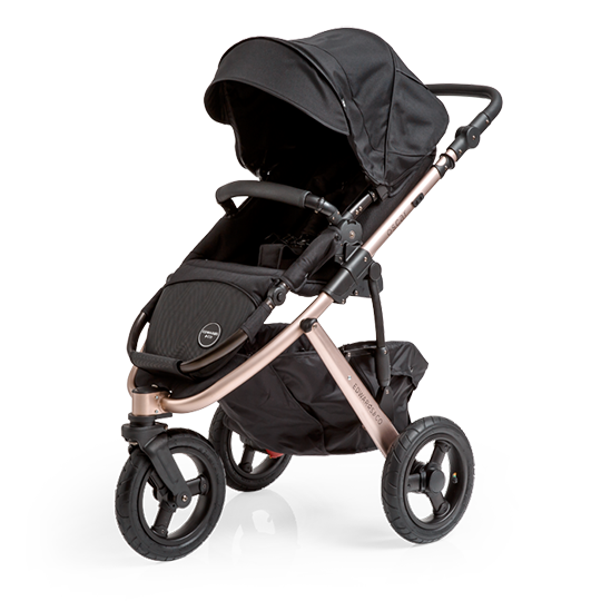 The Oscar G3 Stroller in Rose Gold from Edwards & Co