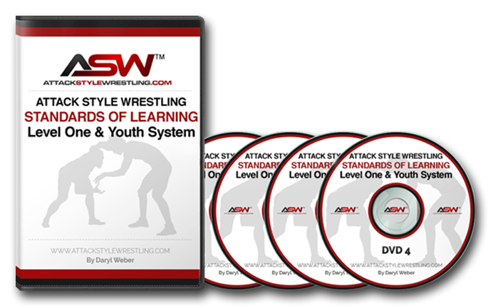 SOL Level One & Youth System DVDs