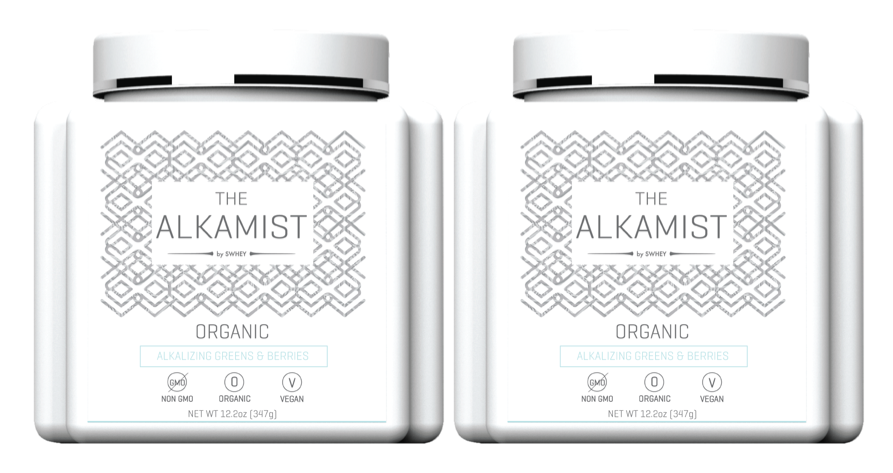 Alkamist Swhey Double Deal 2 for 1
