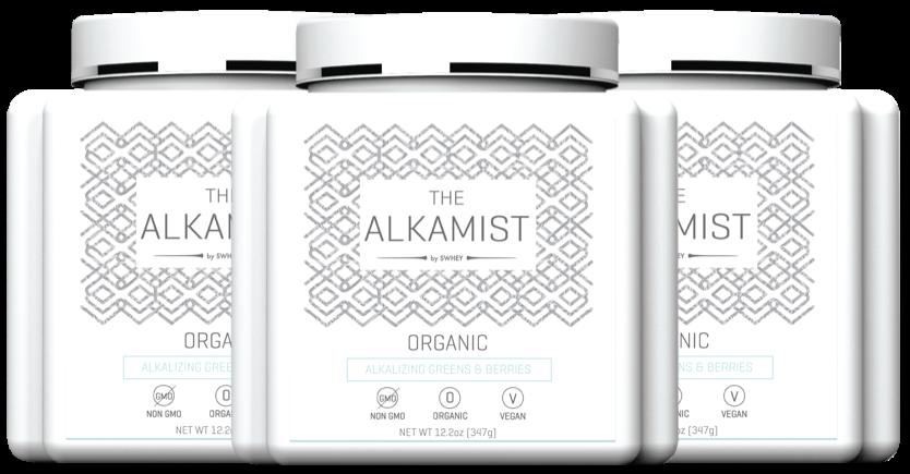 Swhey Alkamist Multivitamin Superfood Beauty Powder 3 for 1