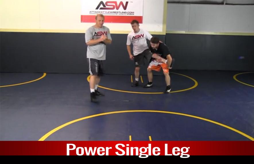 Single Leg: Power Single Leg